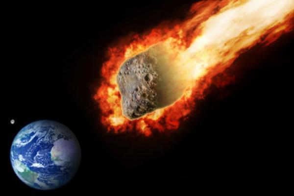 Гигантский астероид может упасть на Землю в октябре 2017 года
