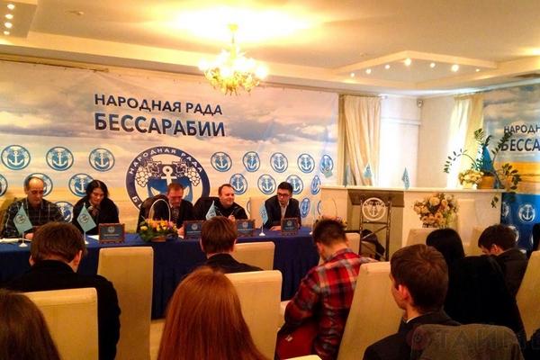 Народная рада Бессарабии просит Порошенко прекратить репрессии