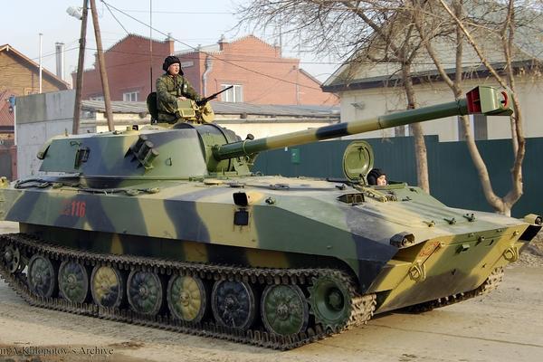 Мотострелки, танкисты и артиллеристы Центрального военного округа подняты по тревоге