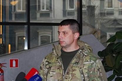 Арестован бывший глава Минобороны ЛНР