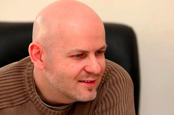 На Украине убили оппозиционного журналиста Олеся Бузину