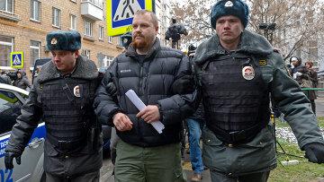На праздновании дня рождения Гитлера задержан известный националист Демушкин