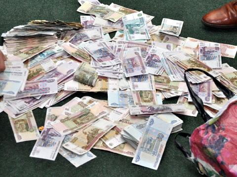 В Москве у жителя Дагестана отобрали около 20 миллионов рублей