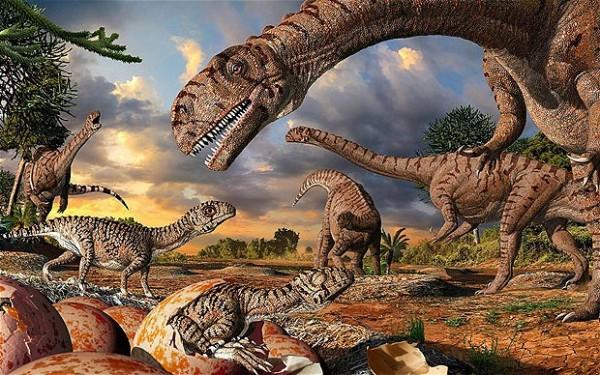 Канадские археологи обнаружили самую большую тропу динозавров возрастом более 100 млн лет