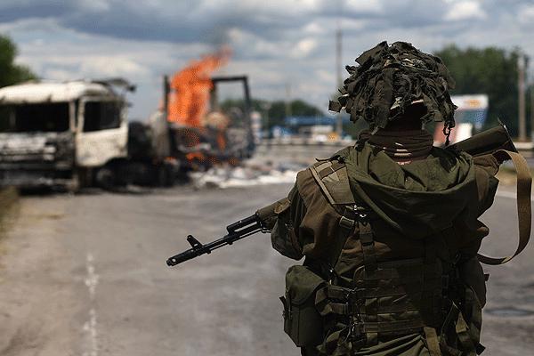 В «горячих точках» Донбасса погибли 6 украинских военных, 12 - ранены