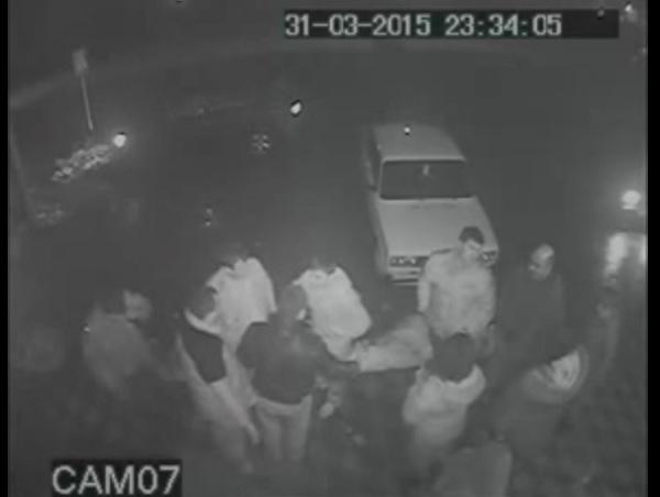 Камеры зафиксировали подробности резонансной драки на Ставрополье