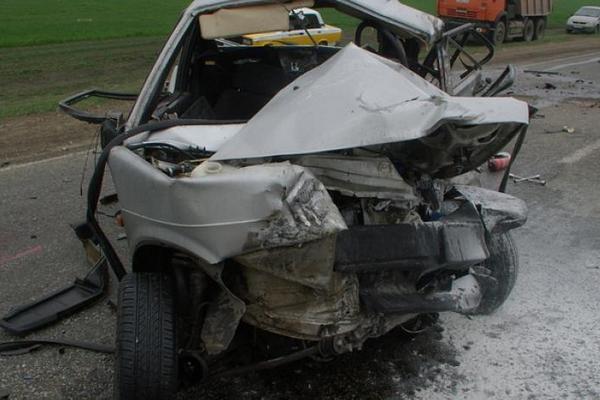 Семья полицейских погибла в ДТП с участием четырех машин