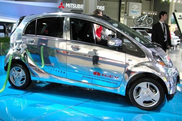 В России продвигают производство электромобилей