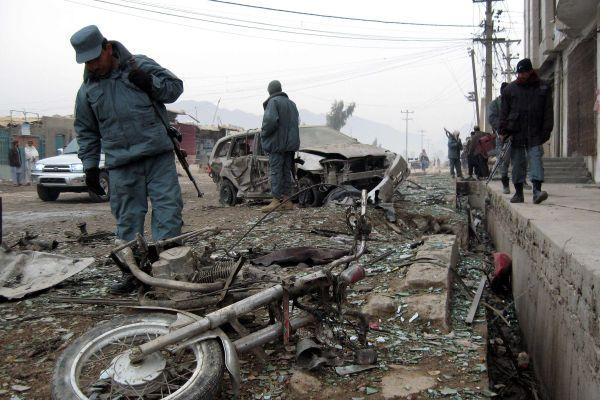 Три теракта в Афганистане унесли 35 жизней