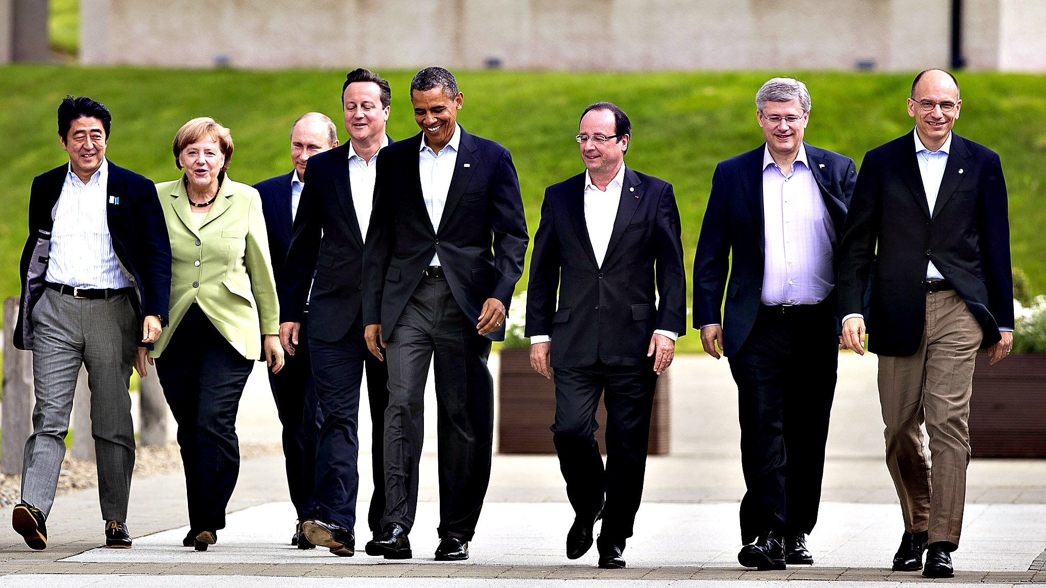Россия и G7: 17 лет вместе