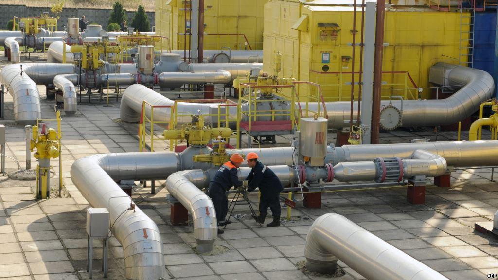 Россия снизила цену на газ для Молдавии