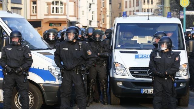 Власти Германии создали в преддверии саммита G-7 в Любеке атмосферу страха