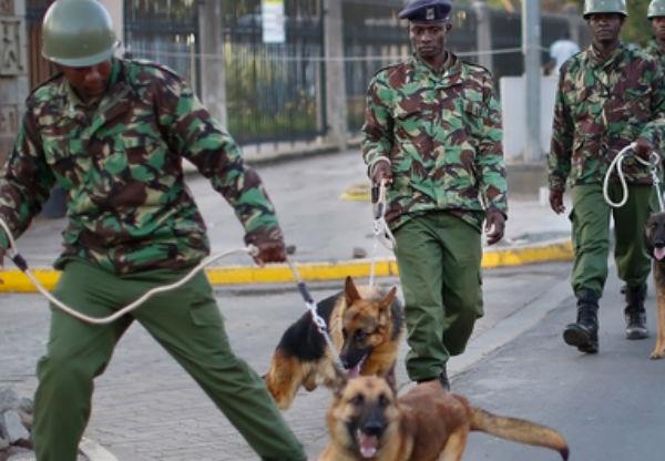 70 студентов погибли при захвате университета в Кении