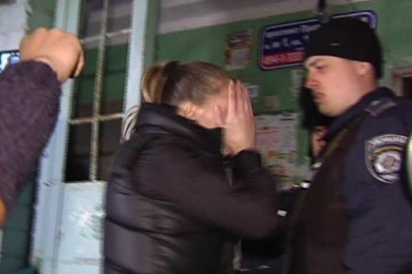 У дома расстрелянного Олега Калашникова напали на его невестку