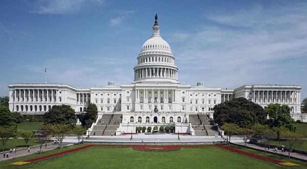 Американец открыл стрельбу возле Конгресса США