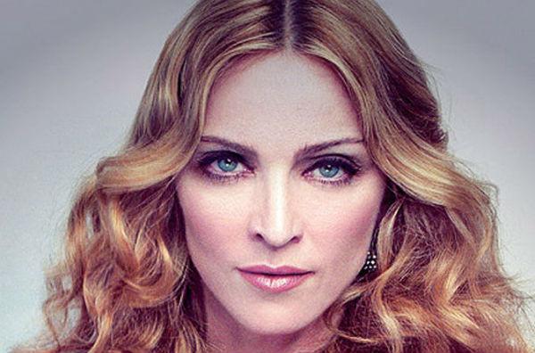 Мадонна набросилась с поцелуем на рэпера Дрейка