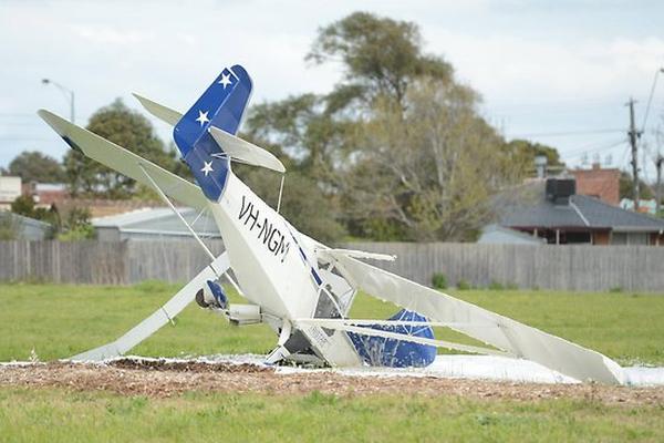 Два самолета столкнулись в Австралии: пострадали все находящиеся на борту