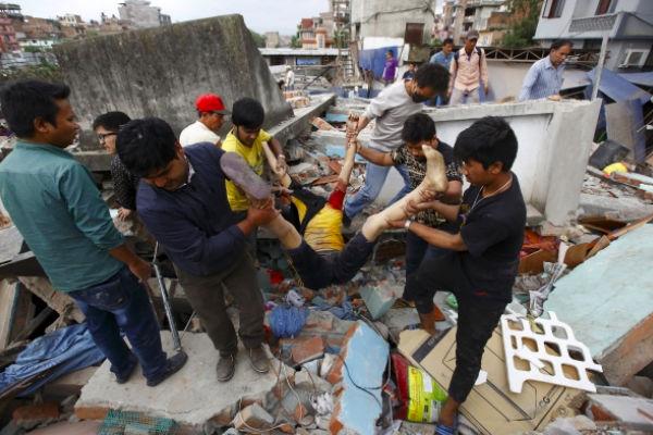 Google разработал программу по поиску пропавших в Непале