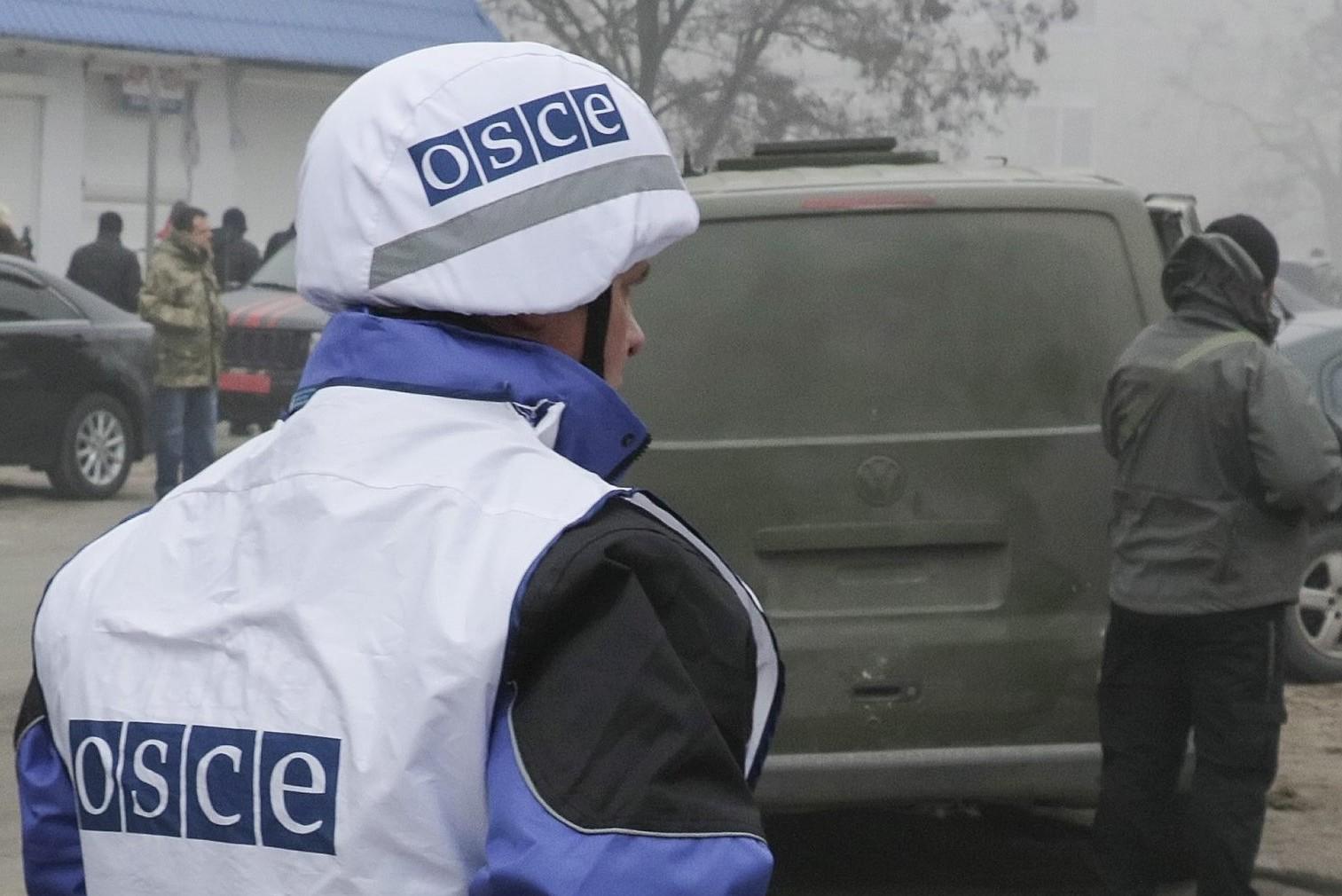 ОБСЕ зафиксировала 30 минометных выстрелов с позиции ВСУ