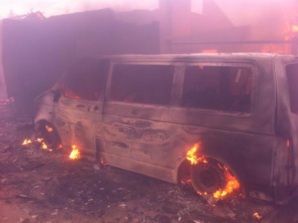 На место взрыва в Орле выехали следователи СК