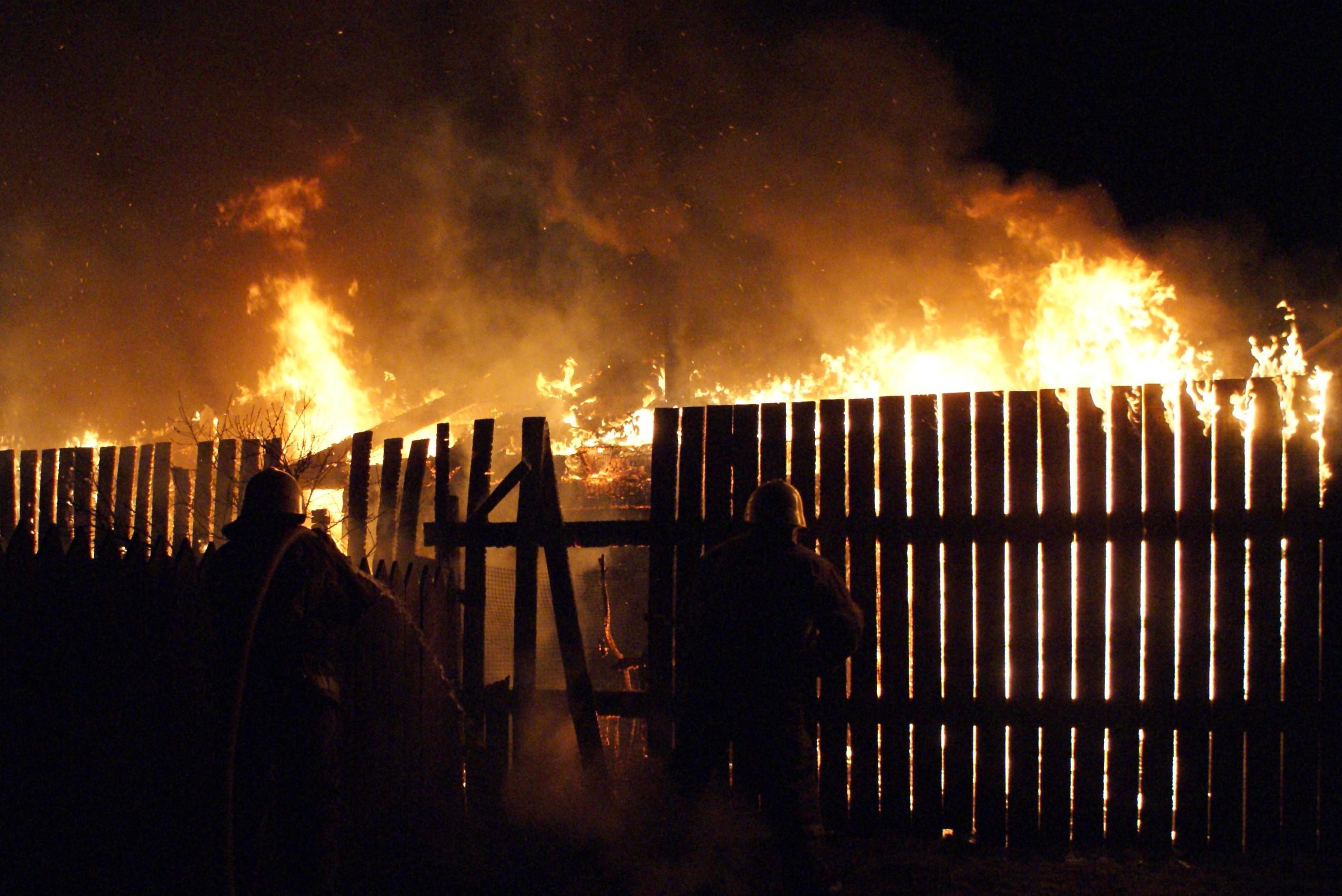 По меньшей мере 14 человек погибли в результате пожаров в Хакасии