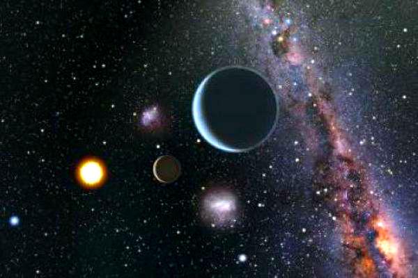 Астрономы открыли новую планетную систему в 54 световых годах от Земли