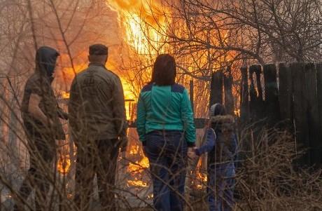 15 человек погибли из-за пожаров в Хакасии