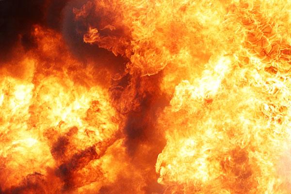 Аваков: Причиной пожара в зоне Чернобыльской АЭС мог быть поджог