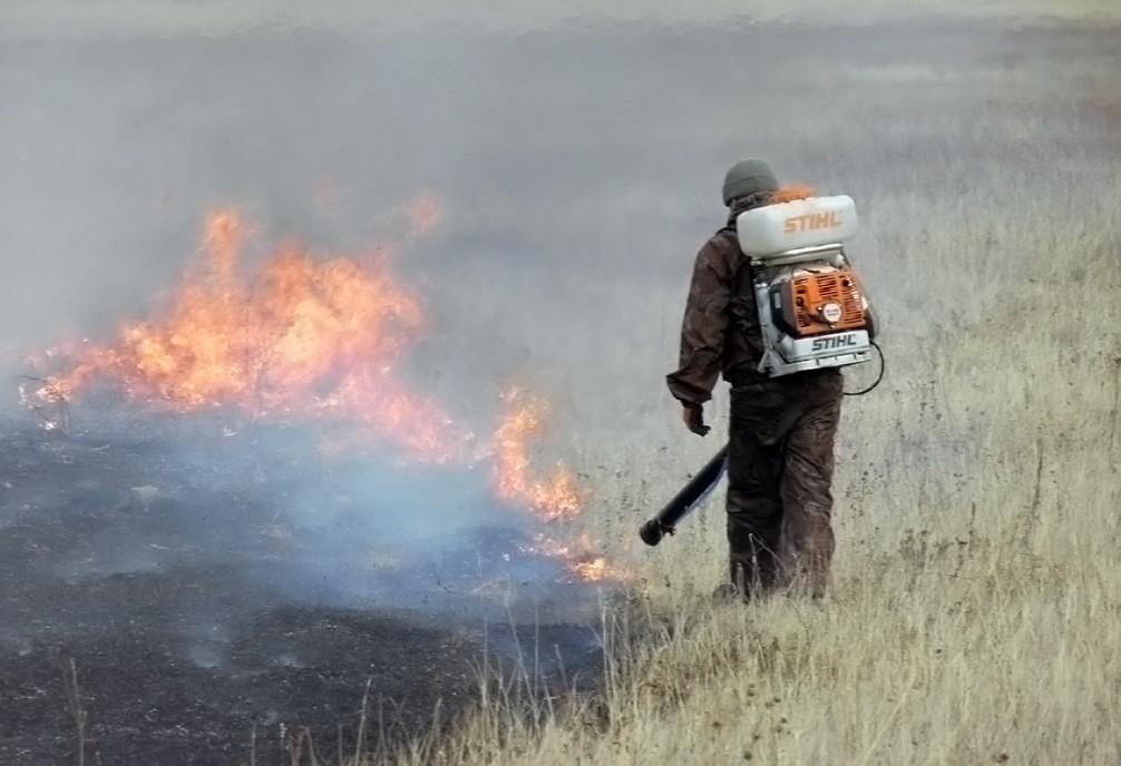 В Хакасии потушены все пожары