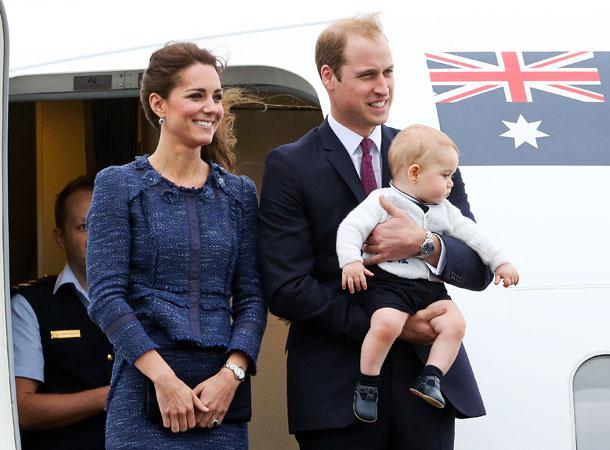 Букмекеры заплатят 500 тысяч фунтов угадавшему пол или имя второго ребенка принца Уильяма