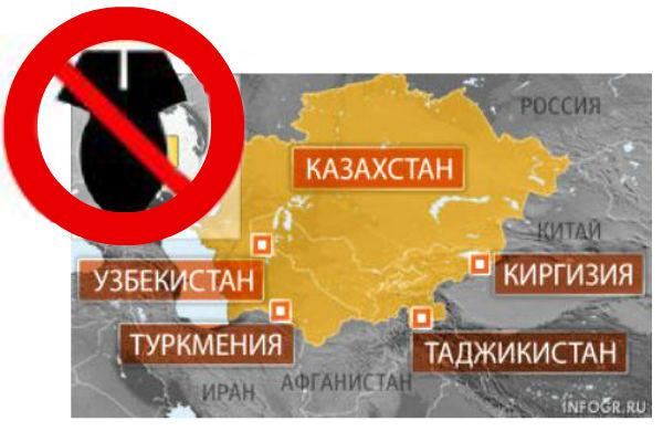 Путин утвердил протокол о свободной от ядерного оружия зоне в Центральной Азии