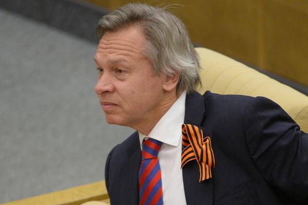 Пушков: Изоляция России тем более провалится