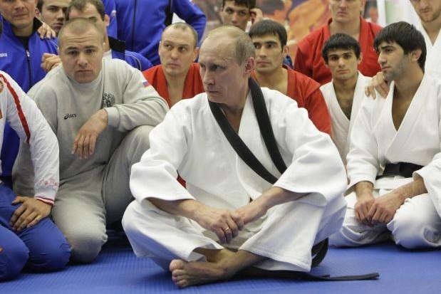 Песков: Спортивная подготовка Путина выше норм ГТО