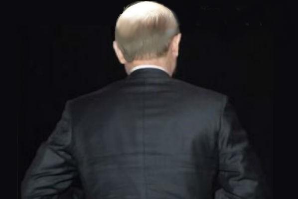 Владимир Путин исчезнет на два дня