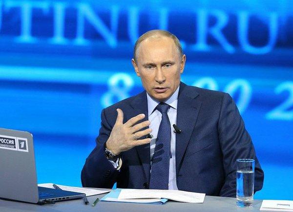 Путину предложили изменить подход к малому бизнесу