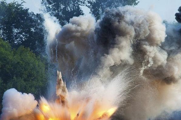 Пожар на полигоне «Кузьминки» под Ростовом потушен