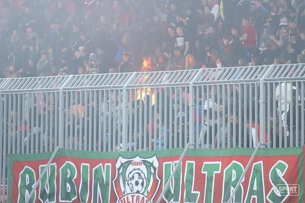 После забитого «Рубином» гола на стадионе умер его 17-летний болельщик