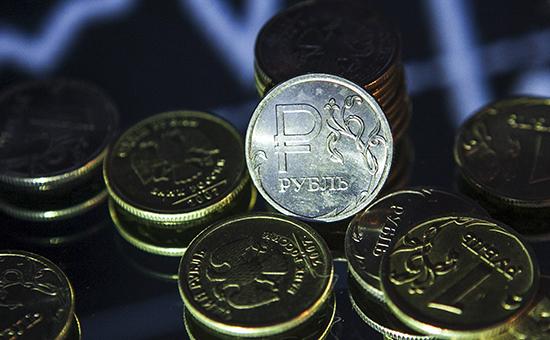 Рубль стал самой доходной валютой апреля