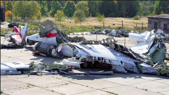 СК вступился за диспетчеров по делу о крушении самолета Леха Качиньского
