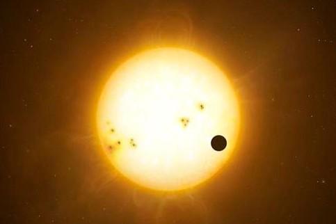 Солнце опоздало с рождением на 5 млрд лет