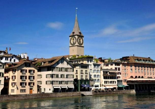 Названы самые чистые города Европы