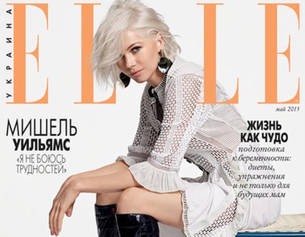 Украинскому журналу пришлось заменить скандальную «георгиевскую» обложку