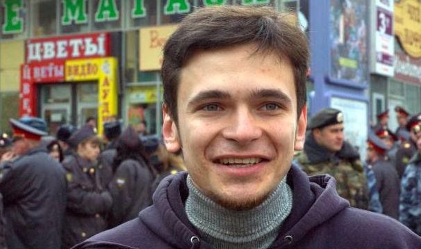Илья Яшин попал под амнистию к 70-летию Победы