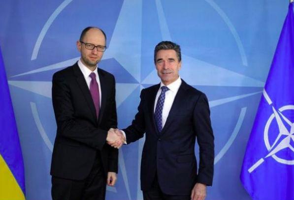Украина подпишет договор с НАТО