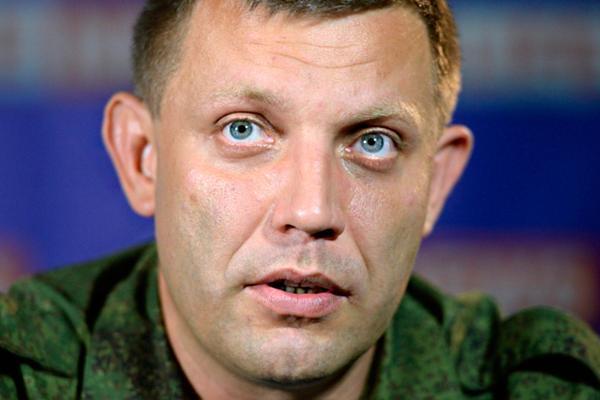 """Захарченко на Пасху рассказал о """"воскрешении"""" Донбасса"""