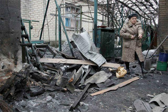 До 10 тысяч мирных жителей погибли в ходе боев в Донбассе