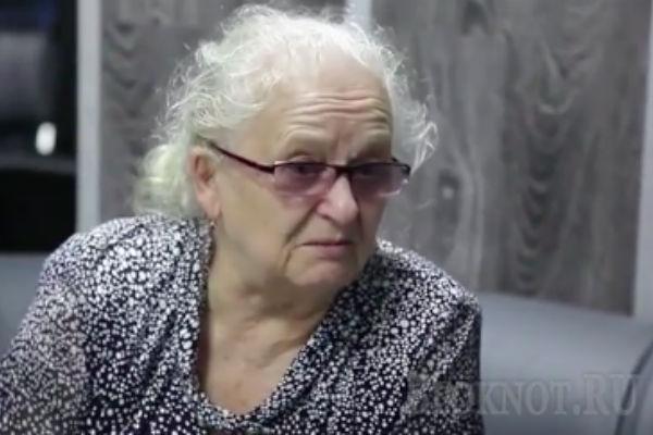 Военные пояснили, почему мать погибшего в Чечне офицера стала бомжом