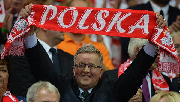 Польша официально перенесла День Победы на 8 мая