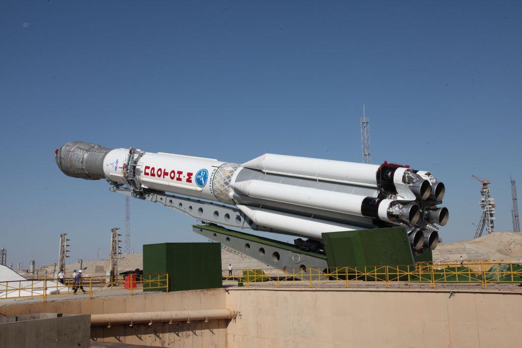 Роскосмос не обнаружил следов падения на Землю ракеты