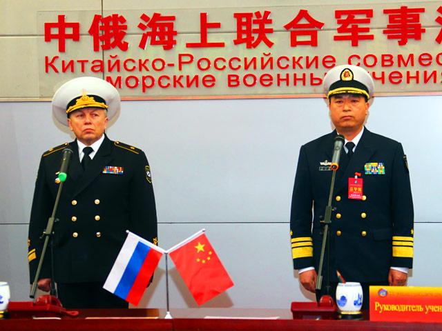 Российско-китайские учения в Средиземном море успешно завершились
